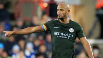 Vincent Kompany to leave Manchester City on a high after treble