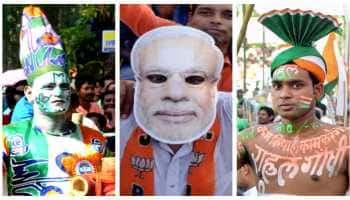 Lok Sabha election results 2019 live updates: NDA leads in over 300 seats