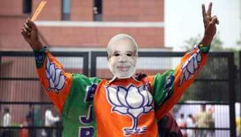 BJP Lok Sabha election voteshare surges 10 per cent in Delhi