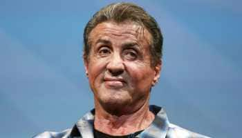 Rocky star Sylvester Stallone says he never expected to make it in movies