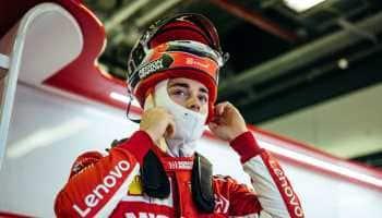 Monaco Grand Prix: Charles Leclerc fastest as Sebastian Vettel hits the wall