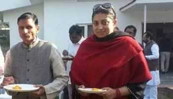 Uttar Pradesh: Smriti Irani's close aide Surendra Singh shot dead in Amethi constituency