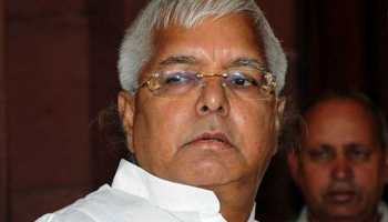 After RJD rout in election, Lalu Prasad skipping meals, say doctors