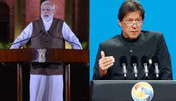 Pakistan PM Imran Khan phones PM Narendra Modi, expresses desire to work together for betterment of people