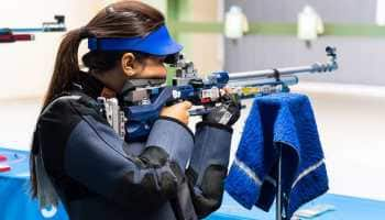 Apurvi Chandela wins year's second women's 10m Air Rifle World Cup gold