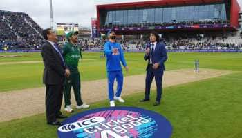 India vs Pakistan, ICC Cricket World Cup 2019 Live Updates