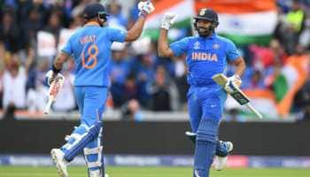 ICC Cricket World Cup 2019: Dominant India thrash Pakistan by 89 runs in rain-hit clash