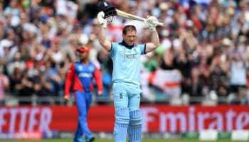 Eoin Morgan hits 17 sixes vs Afghanistan in Cricket World Cup 2019, sets new ODI record