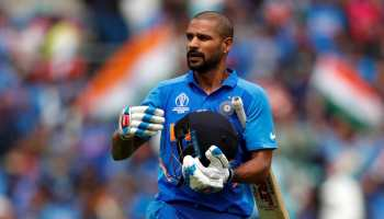 No doubt pitch will miss you, says PM Narendra Modi to injured Shikhar Dhawan