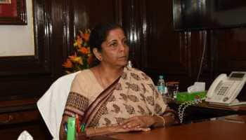 Finance Minister Nirmala Sitharaman to hold pre-budget meeting with finance ministers of states on Friday