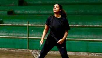 Saina Nehwal biopic: Parineeti Chopra is smashing her badminton practice sessions