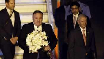 US Secretary of State Mike Pompeo to meet PM Modi Wednesday, defence and trade talks to figure prominently