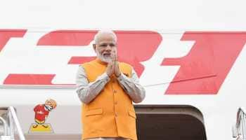 PM Modi lands in Japan's Osaka for G20 Summit, to project India's priorities on world stage