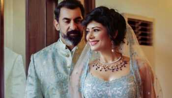 Through the pages of Pooja Batra and Nawab Shah's wedding-special album