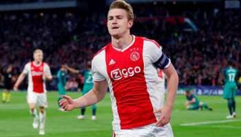 Wanted to join Juventus even before Ronaldo asked, says Dutch footballer De Ligt