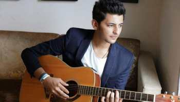 Darshan Raval's romantic tryst with the rain is on