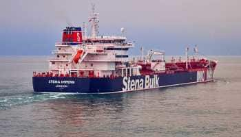 British-flagged tanker was in accident with fishing boat, says Iran