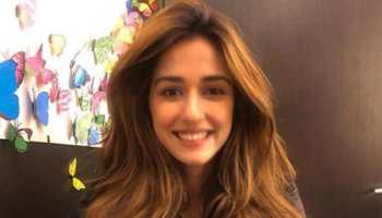 Disha Patani shares a spectacular view of London Bridge from a rooftop restaurant-See pic