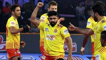 Pro Kabaddi League 2019: Bengaluru Bulls target 2nd consecutive win against Gujarat Fortune Giants