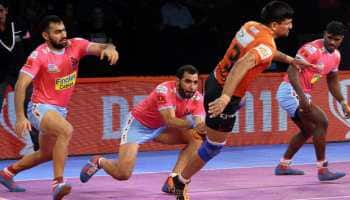 U Mumba Vs Jaipur Pink Panthers, Pro Kabaddi League 2019 Live Updates