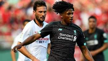 Sevilla's Joris Gnagnon apologises after 'heinous' tackle on Liverpool youngster