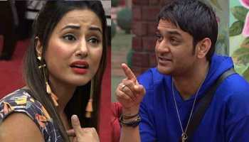 Bigg Boss former buddies Vikas Gupta, Hina Khan lock horns on social media — Read on to know why