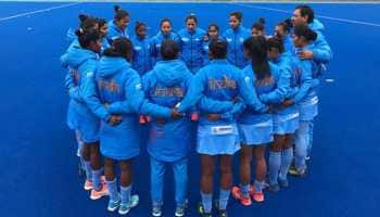 Indian women's hockey team defeat Japan 2-1 in Olympic Test Event