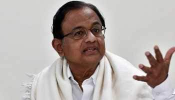 ED sends notice to former FM P Chidambaram in Aviation scam case