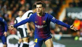 Bayern Munich sign Philippe Coutinho on loan from Barcelona