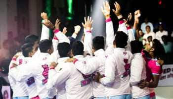 PKL 7: UP Yoddha beat league leaders Pink Panthers 31-24