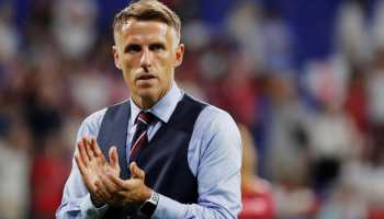Players should boycott social media to combat racist abuse, says Phil Neville