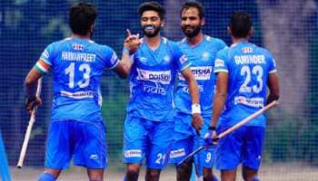 India men thrash New Zealand 5-0 to win Olympic Test Event