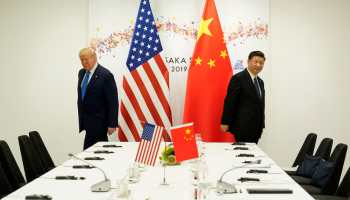 Trade war gets murkier as Donald Trump orders US firms to exit China after tariff hike
