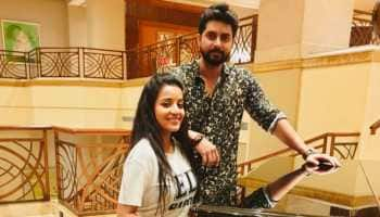 How Monalisa and husband Vikrant Singh Rajpoot welcomed the weekend
