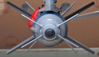 IAF receives Spice-2000 'building blaster' buster bombs from Israel