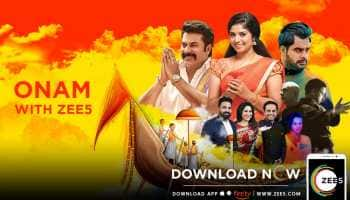 ZEE5 Global announces a special lineup of Malayalam shows for Onam