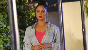 'Lady Singham' Rani Chatterjee's reel romance with Gaurrav Jha gets a thumbs up from netizens—Pic proof
