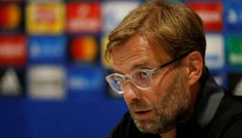 Jurgen Klopp rues wasteful Liverpool after title defence begins with Napoli defeat