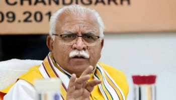 After pitching for NRC, Haryana CM Manohar Lal Khattar says foreigners can't stay in India without permission