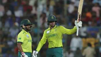 South Africa stroll to 9-wicket win over India in 3rd T20I, level series 1-1