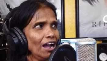 Viral sensation Ranu Mondal records first Durga Puja song