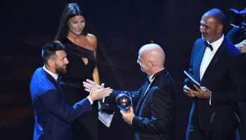 Best FIFA Football Awards 2019: Lionel Messi, Megan Rapinoe take the honours