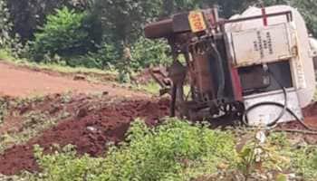 Three civilians killed as Naxals blow up diesel tanker in Chhattisgarh