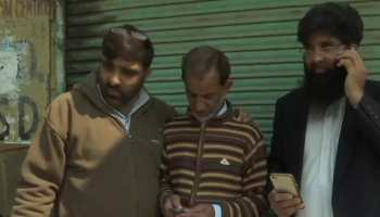 Wave of happiness in Kashmir as mobile phones ring after over 70 days in valley