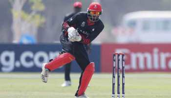 Canada's Hamza Tariq reprimanded for provacative action during T20 World Cup Qualifiers
