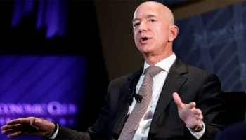 Who is Bezos? Asks US student as Amazon CEO stands next to him