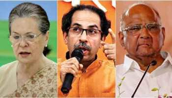 NCP-Congress talks with Shiv Sena on but Maharashtra government not yet in sight