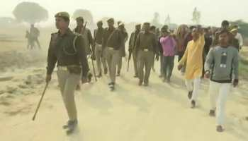 Last rites of Unnao rape victim performed amid heavy security after assurance from police