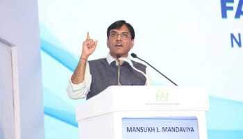 Ship recycling will boost shipping industry business to $2 billion, says Shipping Minister Mansukh Mandaviya