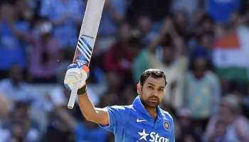 World Cup far away, need to focus on present: Rohit Sharma